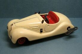 examico 4001 wind up car world war ii
