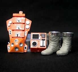 accesorios equipo mision discovery one 2001
