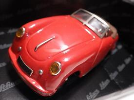 classic germany red porsche 356a convertible