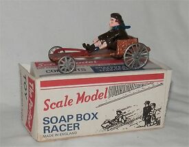 scarce moko soap box racer original mica ltd