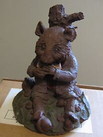 the wind in the willows rat figurine by tom