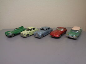 matchbox vintage car collection good
