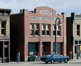 dpm n scale building structure kit otto s