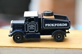 days gone scammell tractor pickfords