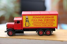 6 wheeled scammell pennsylvania filling
