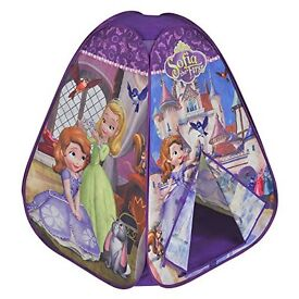 new disney sofia the first 4 panel tent