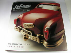 schuco classic tin toys by chris knox
