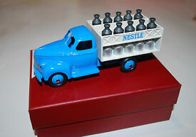 atlas french dinky toys camion laitier