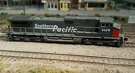 kato n scale c44 9w southern pacific