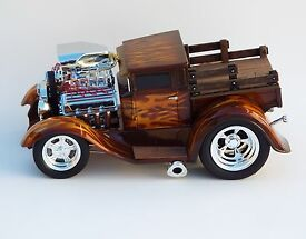 muscle machines 29 ford pickup gold rush 24k