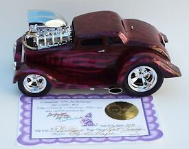 race car 1933 willy hot candy 1 18 scale