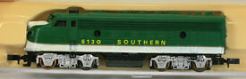 life like southern f 7 powered diesel