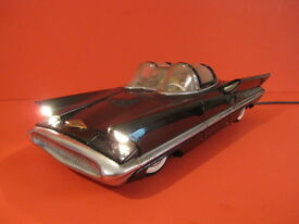 all original lincoln futura battery operated