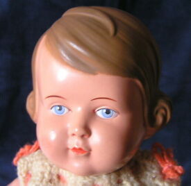 1950s german schildkroet doll 29 inge 11