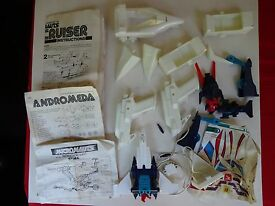 micronauts parts 3 instructions ships 40 50
