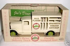 metalcraft replica heinz pickle truck mint