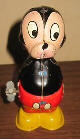 1955 mechanical mickey mouse whirly tail