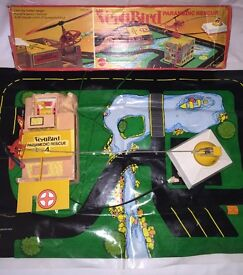 vintage 1975 mattel paramedic rescue with