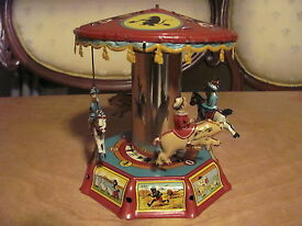 spain tin litho wind up 1990 limited edition