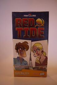 paint the line red tide