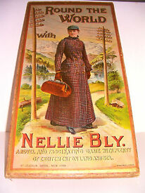 round the world with nellie bly circa 1890