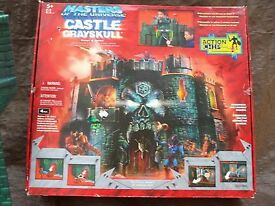 masters of the universe 2002 castle
