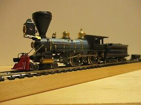 ho scale rivarossi 4 4 0 old time wood
