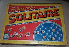 vintage codeg production solitaire game with