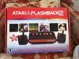atari flashback 2 games from the 80 s built