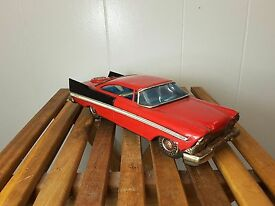 rare vintage 1958 plymouth fury tin friction
