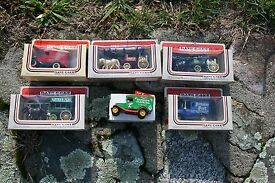 lledo days gone die cast collection lot of 6