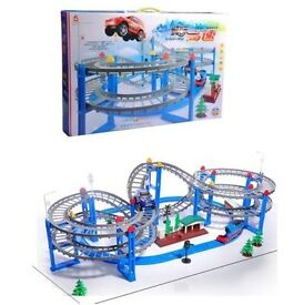 toy track master bridge trackmaster