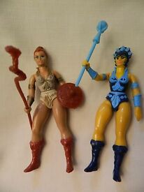 motu he man master of the universe figures