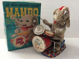 japan battery operated mambo drumming