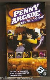 card game by fantasy flight factory sealed