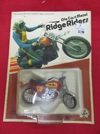 vintage rare 1979 ridge riders honda 750 new