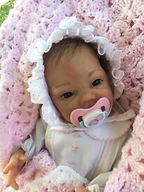 new release reborn baby nevaeh by denise