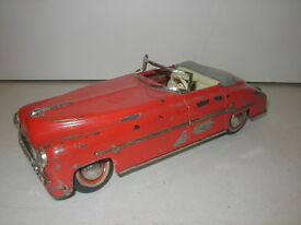 vintage toy packard us zone germany
