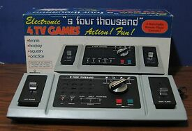 k mart s four thousand video game console