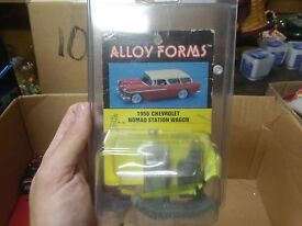 new alloy forms ho scale 1955 chevrolet