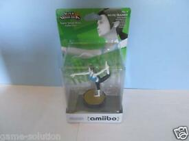 amiibo wii fit trainer nr 8 new in box