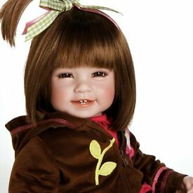 life like doll baby realistic reborn girl