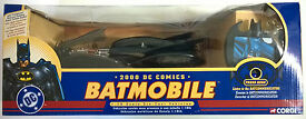 hush 2000 batmobile 1 18 die cast 30cm toy