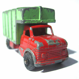 vintage tuf tots 611 express freight truck