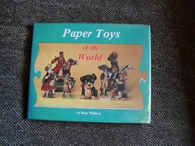 paper toys of the world bros stahl schrieber