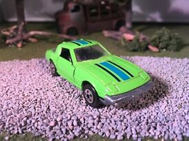 1 64 scale green mazda rx7 rx 7