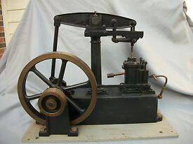 antique vintage stuart beam live steam