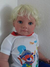 reborn 22 toddler boy doll sir isaac and his