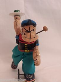 popeye skater by toys excellent 1950 s
