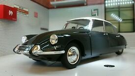 g 1 24 scala citroen ds 19 1961 1963